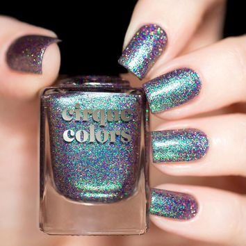 Cirque Druzy Nail Polish (The Maison Collection)