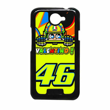 Valentino Rossi The Doctor 46 Logo HTC One X Case