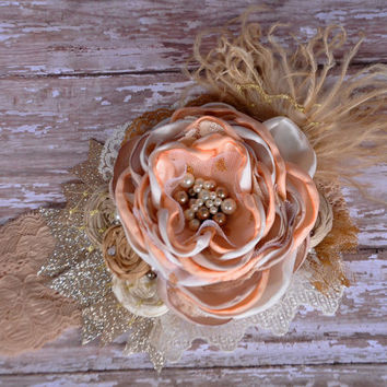 Madam Blush boutique couture headband