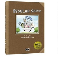 Cartoon Network: Regular Show: The Complete Third Season (DVD) |