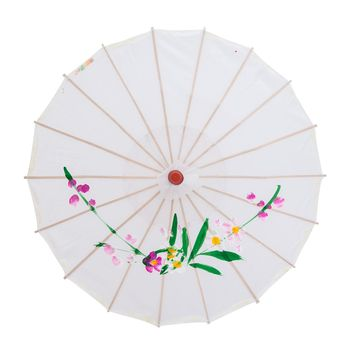 """THY COLLECTIBLES 33"""" Japanese Chinese Umbrella Parasol For Wedding Parties"""