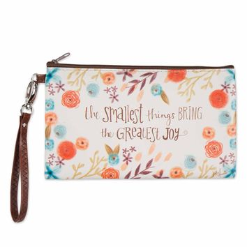 Zippered Bag - The Smallest Things
