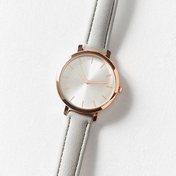 Classic Leather Watch | Urban Outfitters