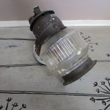 Vintage Light Wall Light Outdoor Light Industrial Lighting Vintage Lamp Metal Lighting Rustic Lighting Porch Lighting