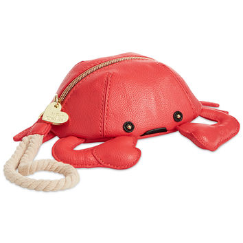 Betsey Johnson Crab Wristlet