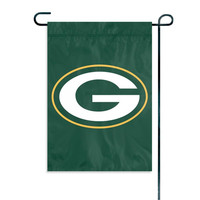 Green Bay Packers NFL Mini Garden or Window Flag (15x10.5)