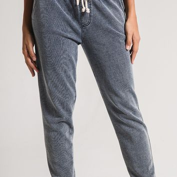 Z Supply Knit Denim Jogger