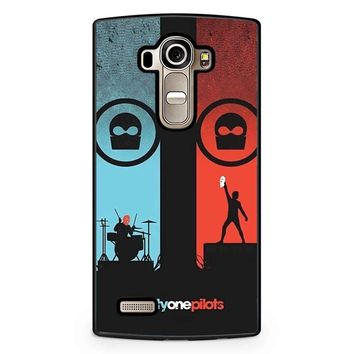 Twenty One Pilots Music 2 LG G4 Case