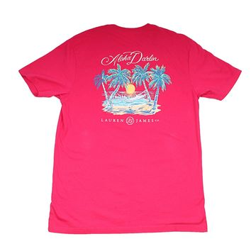 Aloha Darlin Tee by Lauren James