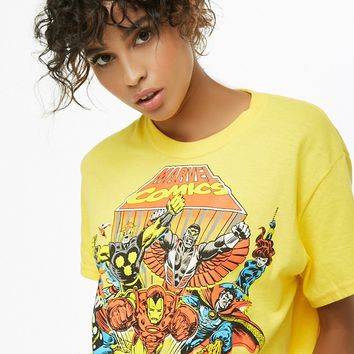 Marvel Comics Graphic Tee