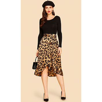 JUNGLE BABE SKIRT
