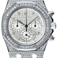 Audemars Piguet - Royal Oak Chronograph 39mm - White Gold