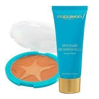 Napoleon Perdis Swept Away - Bronze Bombshell , Teal, 1 set from Beauty.com | Beso.com