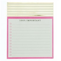 GRAPHIQUE DE FRANCE VINTAGE JOTTER NOTEPAD