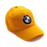 ONETOW Club Foreign Logo Hat 'Bavarian Motor Works' - Yellow