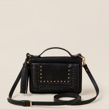 Payton Braided Crossbody
