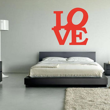 Wall decal vinyl sticker decals art decor from for Living room 7 letters