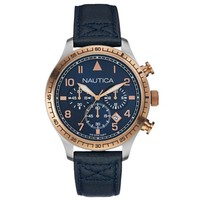BFD 105 Chronograph Watch - Nautica