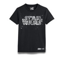Under Armour Girls' Star Wars UA T-Shirt