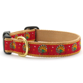 Turkeys Dog Collar
