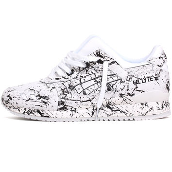 Gel-Lyte III 'Marble Pack' Sneakers White / White