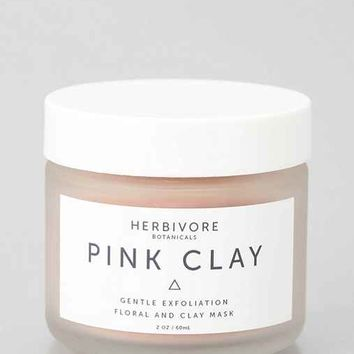 Herbivore Botanicals Clay Facial Mask
