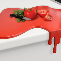 Splash Cutting Board