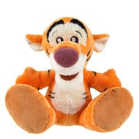 "Disney Parks Tigger Big Feet 10"" Plush New with Tag"