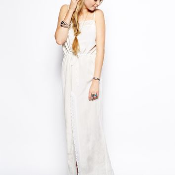 For Love & Lemons Kentucky Maxi Dress