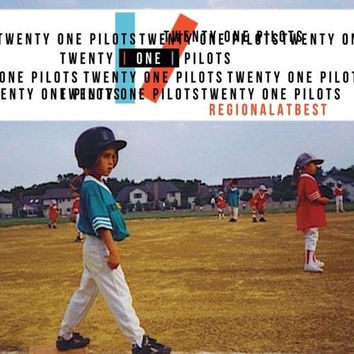 Twenty One Pilots - Regional At Best CD