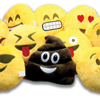 Emoji Pillows - 10 Styles to choose from / 2 sizes!