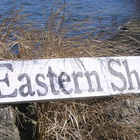 Eastern Shore Maryland Virginia Sign