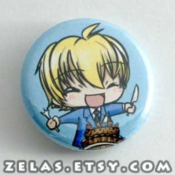 Ouran Host Club - Honey Sempai Button