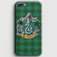 Hoghwart School  Slytherin iPhone 7 Plus Case | casescraft