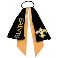 New Orleans Saints NFL Ponytail Holder