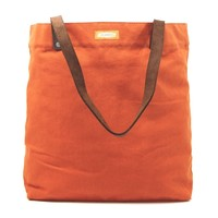 DAY TOTE | Burnt Orange