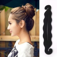 2Pcs Women Magic Hair Twist