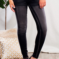 All Over Sand Jeans