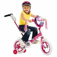 Schwinn 12-inch Steerable Bike (Girls' Petunia or Boys' Grit) | deviazon.com
