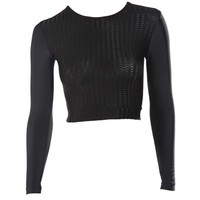 Seea Palomar Crop Top Rashguard - Women's 2014