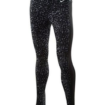 CREYON Nike Dry Printed Tight Womens Style: 802945-021 Size: L