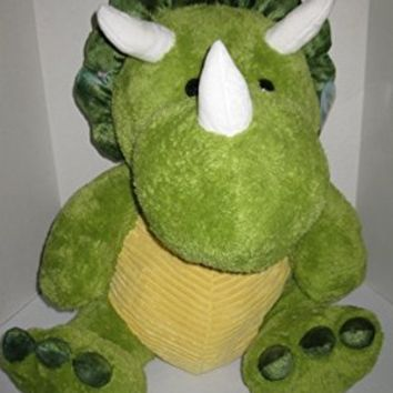 Whimsical Friends Jumbo Plush Animal Dinosaur