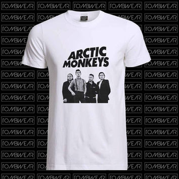 Arctic Monkeys Poster tshirt, Arctic Monkeys shirt, Arctic Monkeys clothing design,Tshirt Unisex Adult Size S,M,XL,2XL and 3XL,