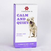 Therabis: Hemp for Pets (Calm and Quiet) 30 pack Medium Dogs