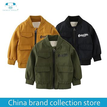 Spring clothes baby coat MD170MQ044