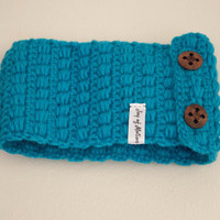 Easy Crochet Pattern PDF Ear Warmer