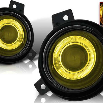 01-05 ford ranger halo projector fog light (yellow) performance