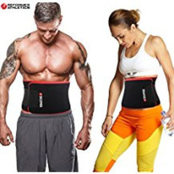 Waist Trimmer Ab Belt for Faster Weight Loss.