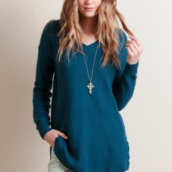 Chill Factor Knit Sweater