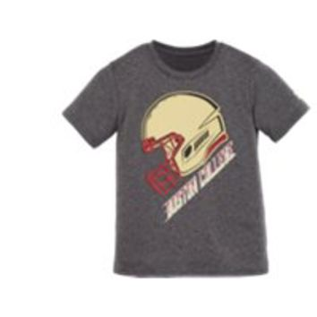 Under Armour Kids' Pre-School Boston College Helmet T-Shirt